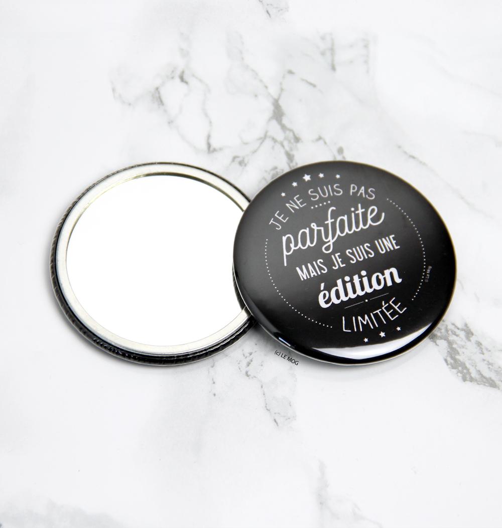 Miroir de poche illustr je suis une dition limit e for Le miroir de l eau