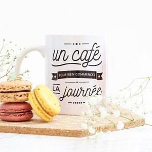 mug café graphique